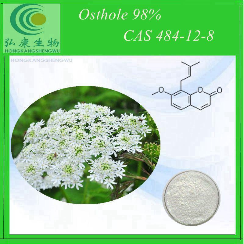Herbal Extract Plant Extarct Powder Osthole