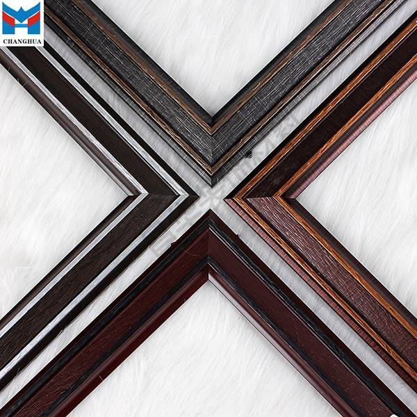 Changhua Decoration 3812 Series Retro Style PS Frame Moulding