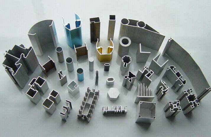 High Quality China Industrial aluminum profile
