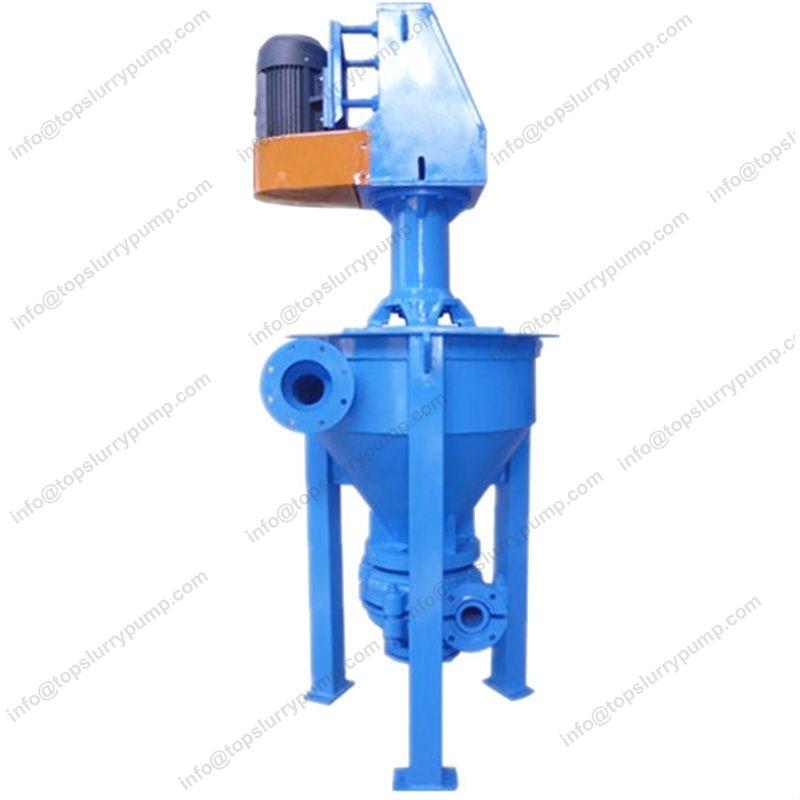HEDUN Vertical Froth Pumps