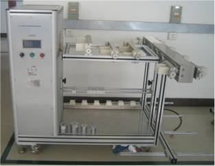 Bending tester for supply cord