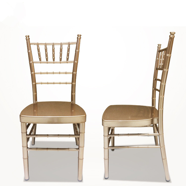Wedding Chiavari Chair Event Party Aluminum Stacking Chair #YC-002