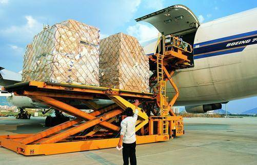 AIR FREIGHT TO RUSSIA