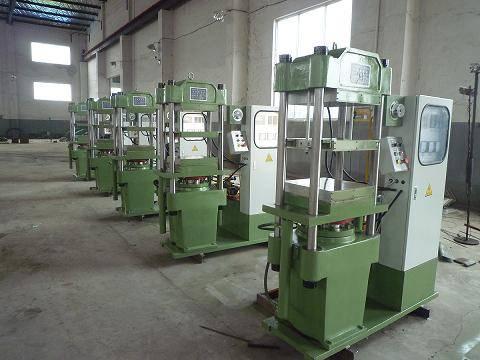 Rubber Sole Modling Press,Rubber Forming Machine,Rubber Compression Molding Machine