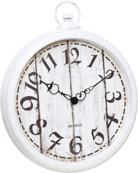 Product Name 16 inch retro wall clock
