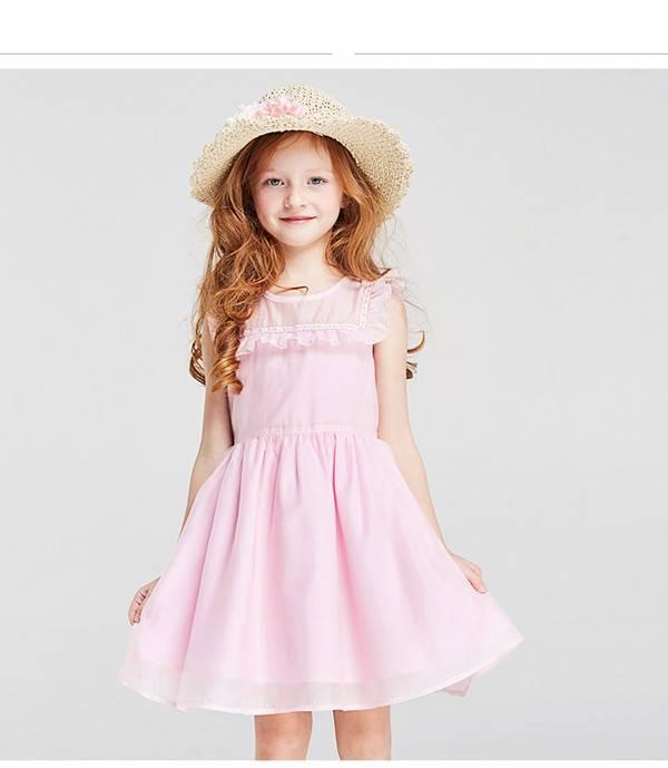 girl summer dress princess girl clothing