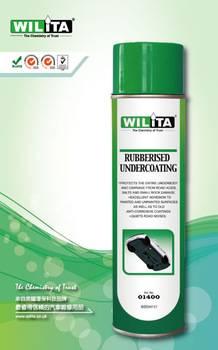 Wilita Rubberized Undercoating