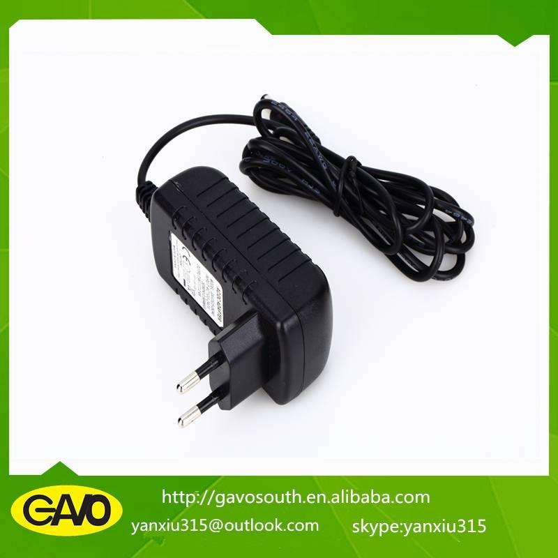 OEM factory supply Eu plug home use 12V 24V adapter