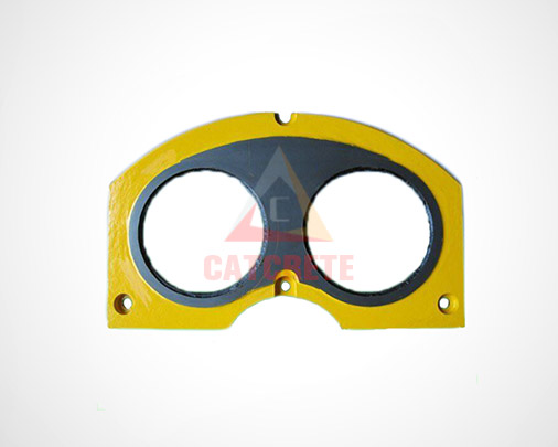 Concrete Pump Parts CIFA Wear Plate 44430041 and Wear Ring 44430037 for Truck Mounted Concrete Pump