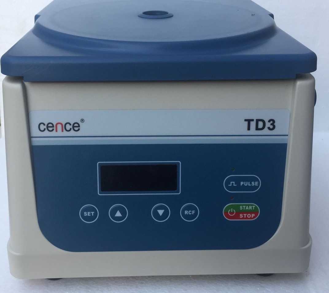 PRP Centrifuge - TD3 with 8x15ml angle rotor