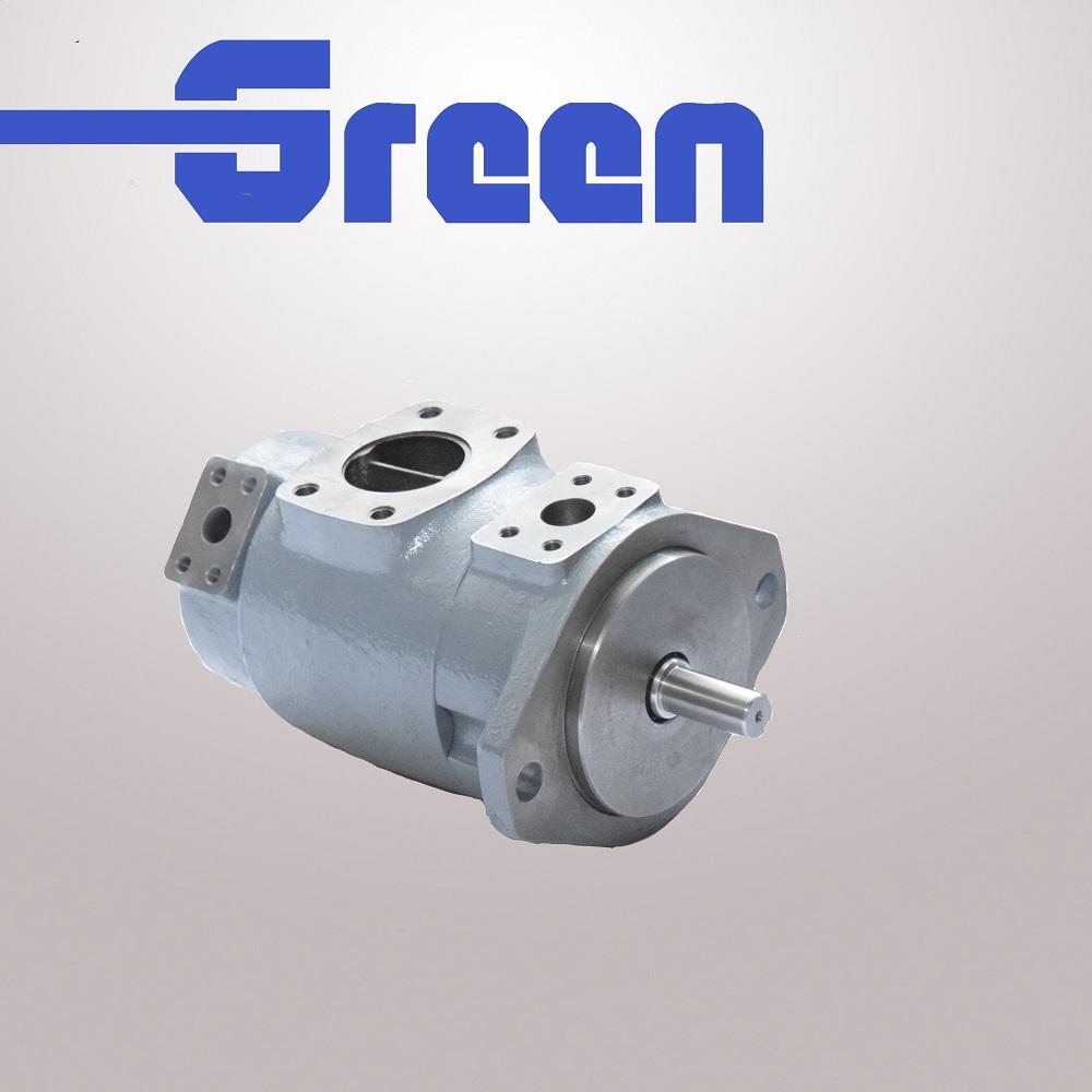 Tokimec SQP21 SQP31 SQP32 SQP41 SQP42 SQP43 hydraulic double vane pump