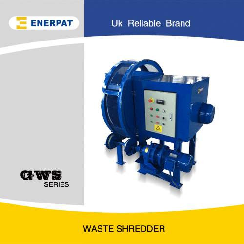CE verified scrap plastic shredder/crusher