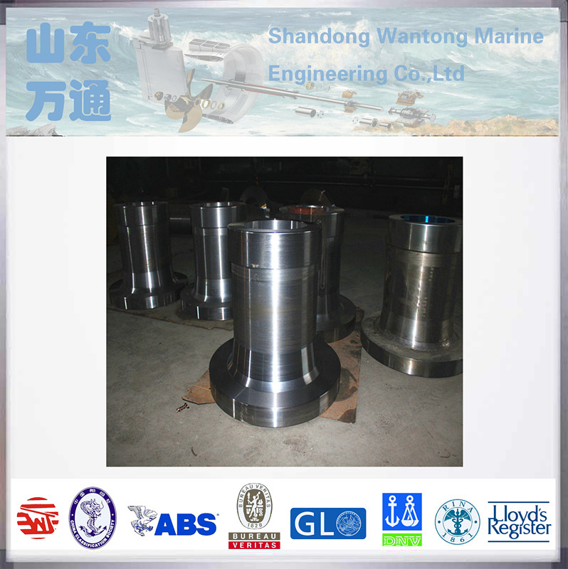 Marine forged steel removable coupling shaft couplings for vessels