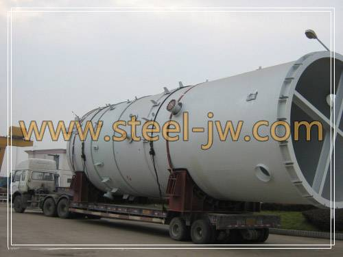 High tensile low alloy weathering resistant steel ASTM A871/A871M