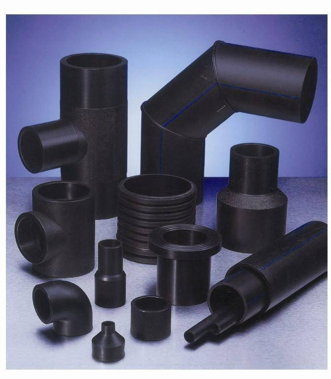 PE100 HDPE pipe fittings