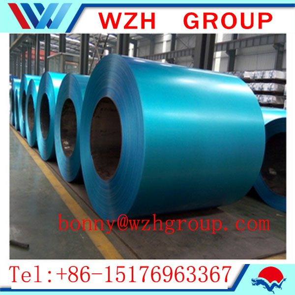 China supplier Finger resistance galvalume and aluzinc steel coil