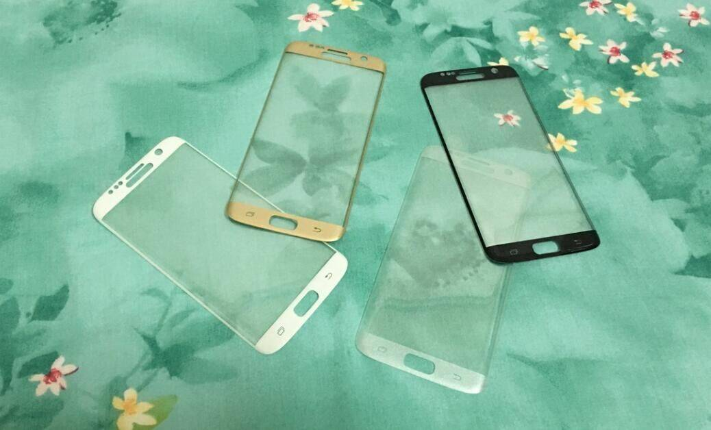 For Samsung Galaxy S3/S4/S5/S6/S7 edge mobile anti blue ray tempered glasses screen protectors facto