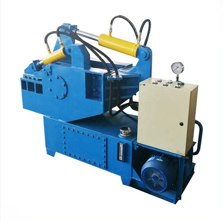 Factory Supply Hydraulic Alligator steel Metal Shear Machine