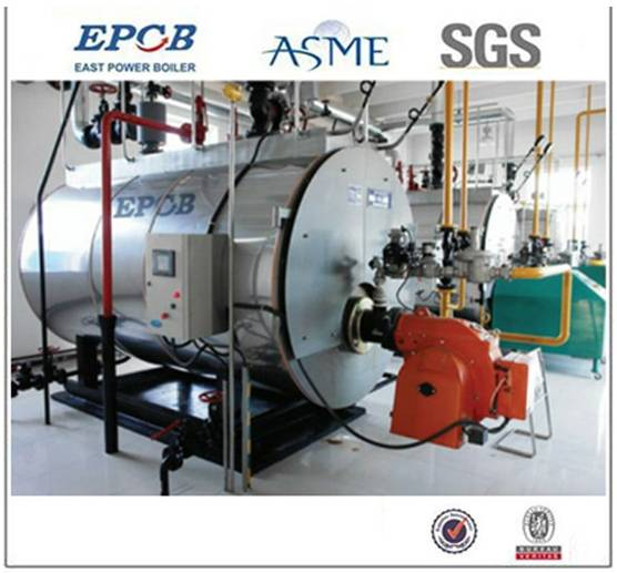 High quality fully automatic diesel boiler Grade A manufacturer