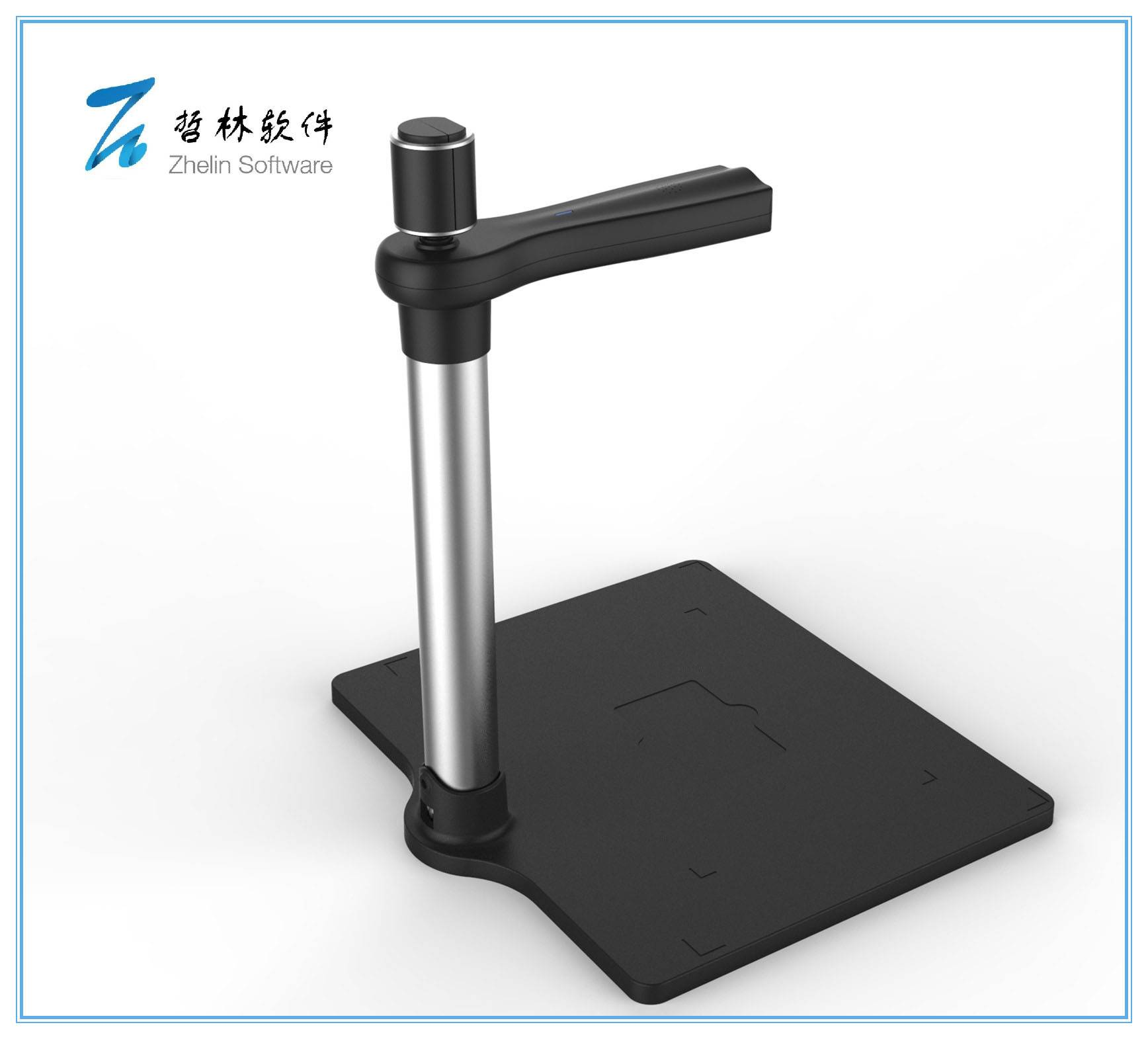 Two Camera A4 Size Document Scanner USB 2.0 ZL-1000TS