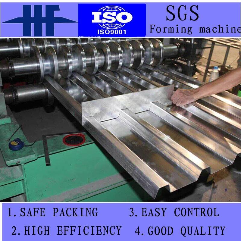 Manufacturer of Glazed Tile Roll Forming Machine