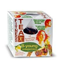 FITNESS TEA the revolutionary tasteful herbal tea to get your best shape every day in a delicious wa