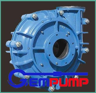10/8 Ah (R) Slurry Pump Centrifugal Pump Horizontal Pump Pump Parts