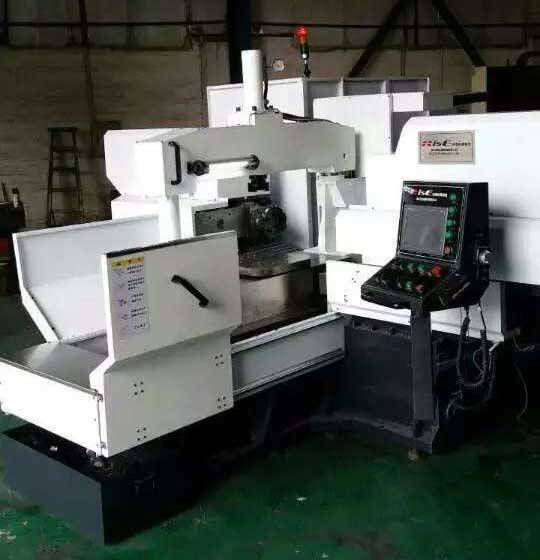 CNC double sided milling machine SH 500