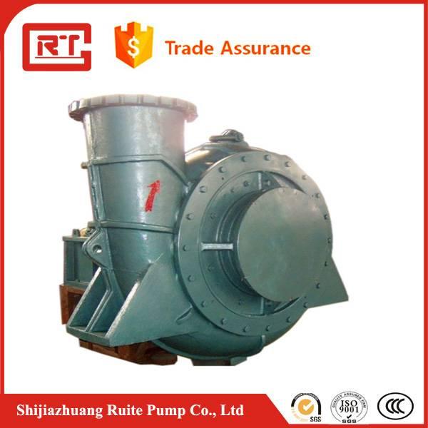 300WN(Q) High Capacity WN Dredge Pumps