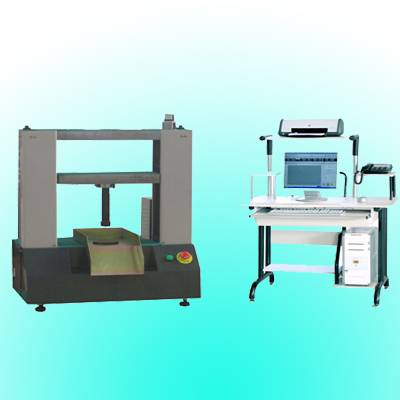compression testing machine 10KN for iron ore pellet computer control ISO4700
