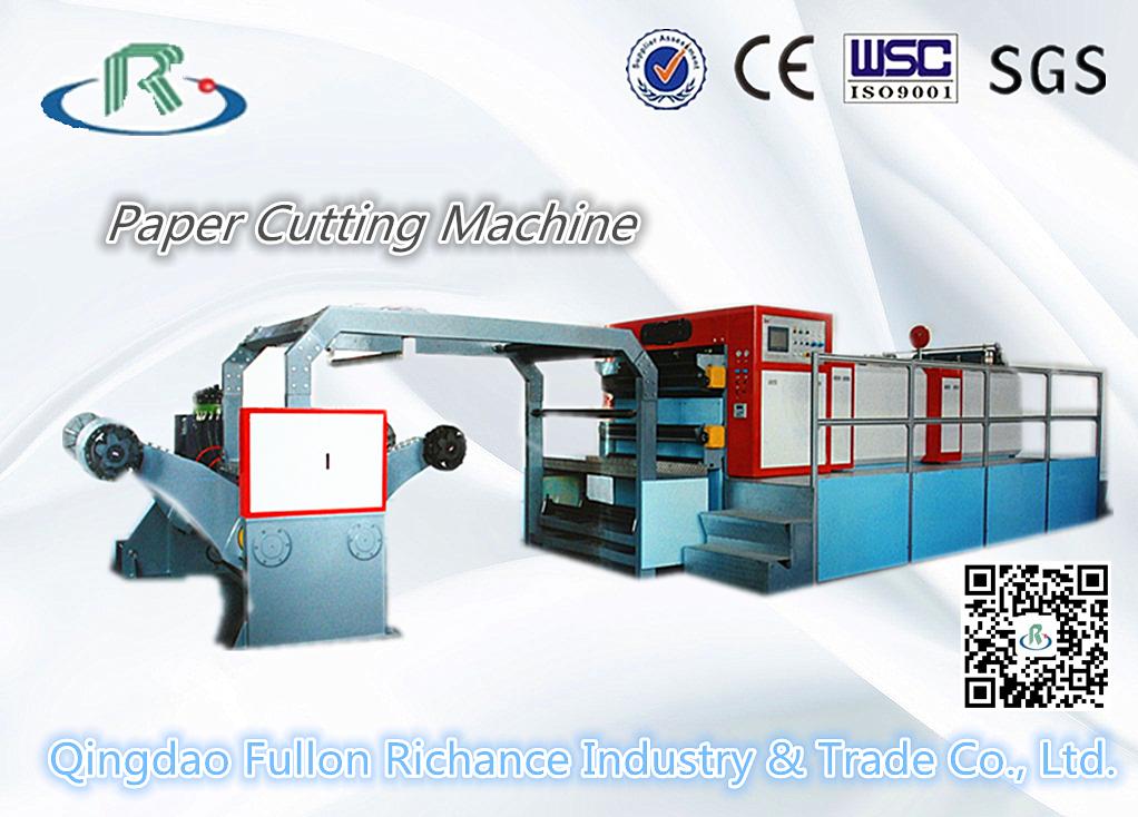 High Speed Computerized Carton Box Cutting Machine