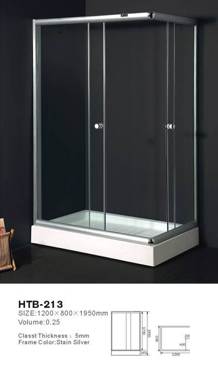 supply AILISI HTB-213 simple shower room