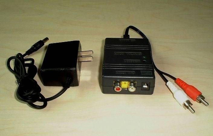 volume regulator for Karaoke player
