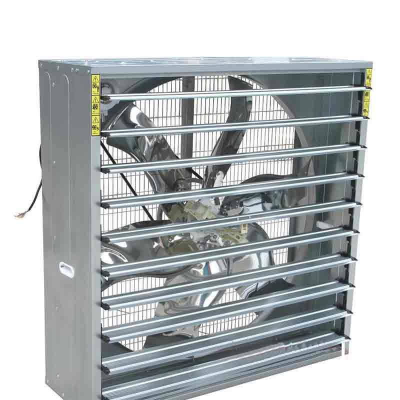 Centrifugal Shutter System Exhaust Fan (Auto push-pull type exhaust fan)