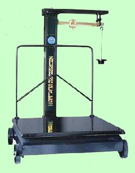 SP series mechanical platform beam scale