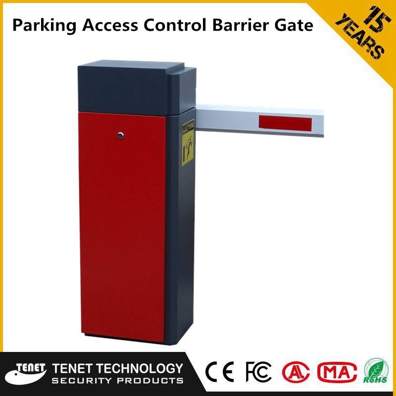 Auto Access Control Parking Barrier Gate Remote Control Vehicle Barriers For Parking Lot Management