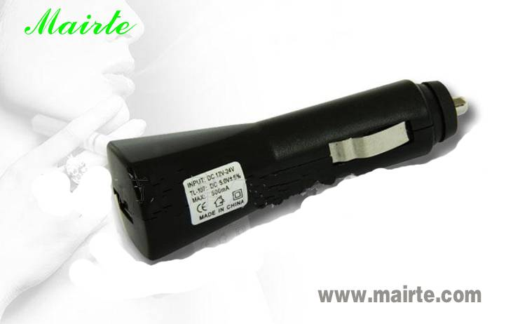 New Product for 2012 Car Charger as Gift in Electronic Cigarette (Car charger)