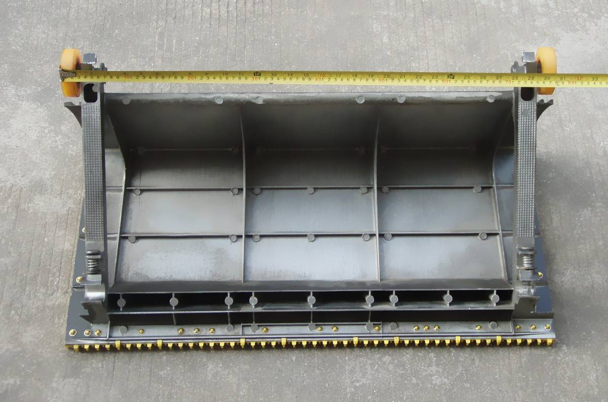 Otis escalator aluminum step GAA26140/GO6291P