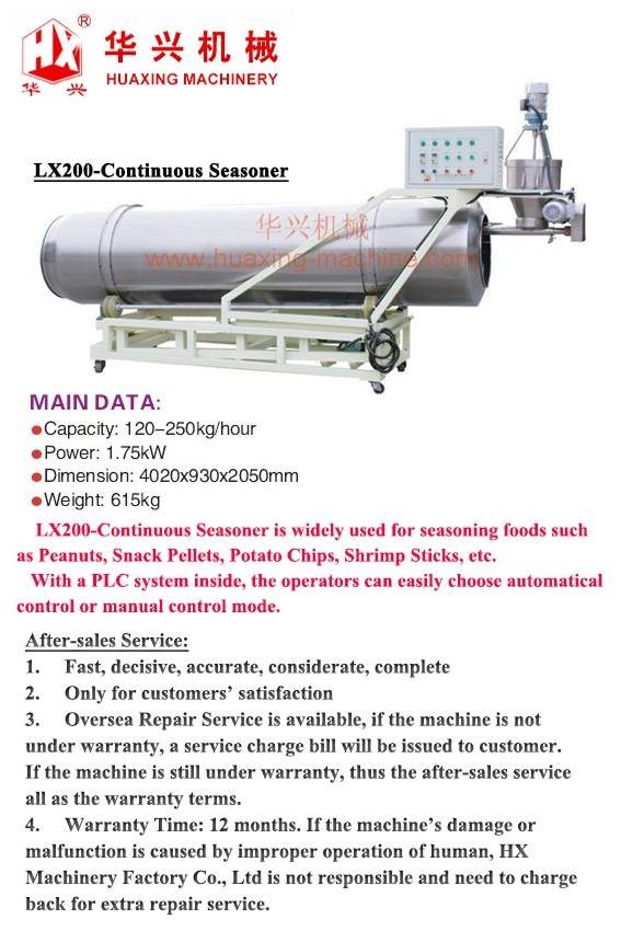 LX200-Continuous Seasoner