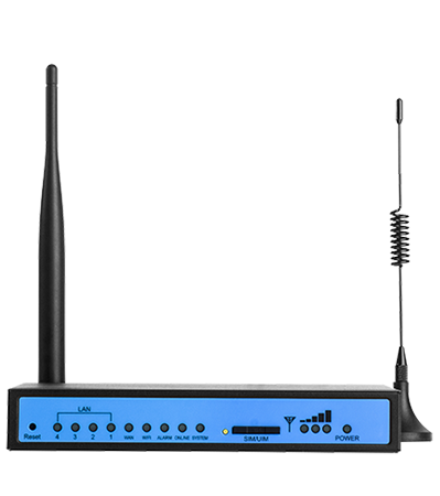 3G/4G industrial wireless ethernet rj45 router