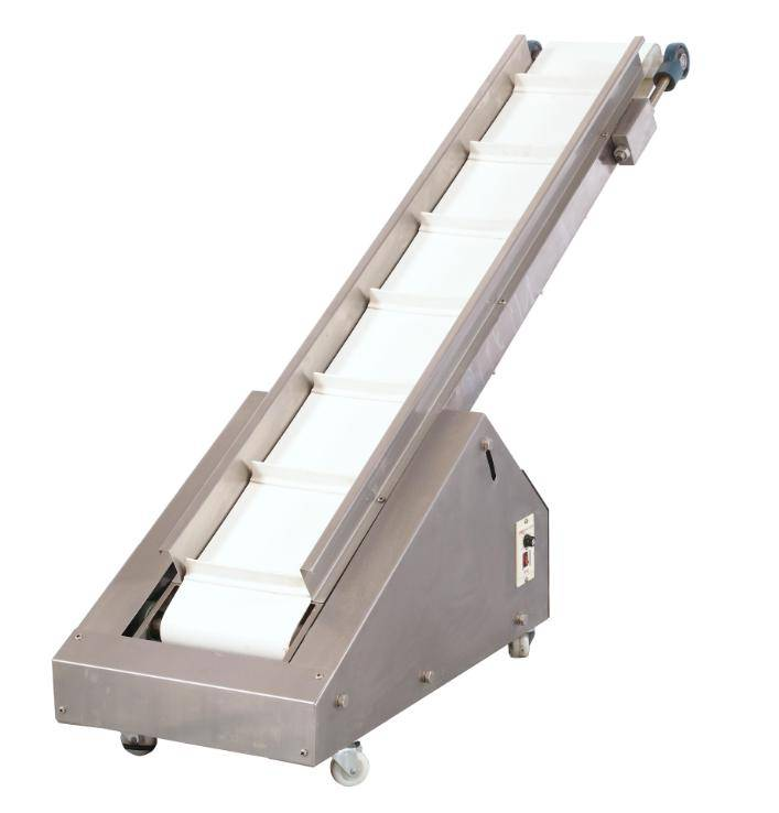 automatic finished product conveyor for VFFS packaging machine/conveyor belt production line