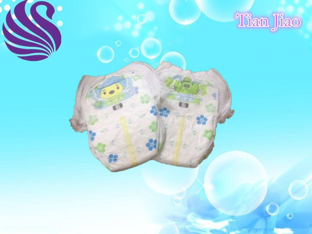 Comfortable and Soft Pull up Baby Diaper