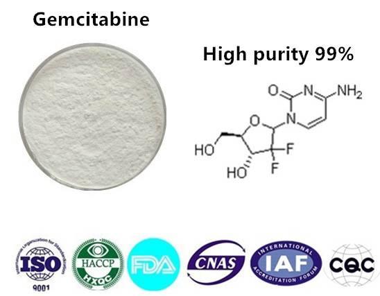 Gemcitabine  99% CAS NO:95058-81-4 10g/bag