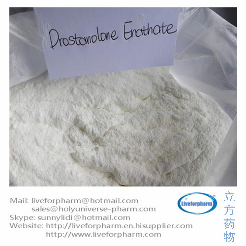 Masterone Drostanolone Enanthate Anabolic-androgenic steroid CAS 171596-29-5