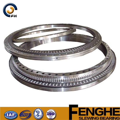 china suppliers ball slewing bearing with gear