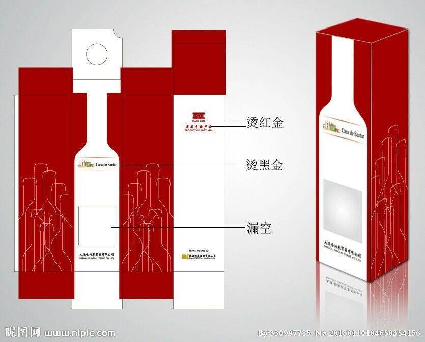 redwine boxes