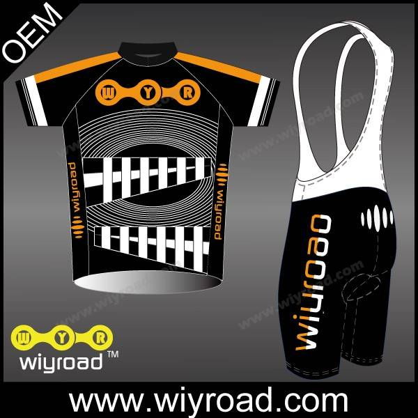 Accept sample order cycling wear produce/custom cycling jersey design/road cycling wear set