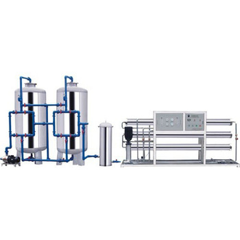 Reverse Osmosis Water Purification Machine / RO Pure Water Purification System / Fresh Water Purific