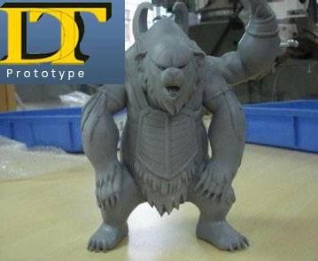 SLS SLA 3D printing