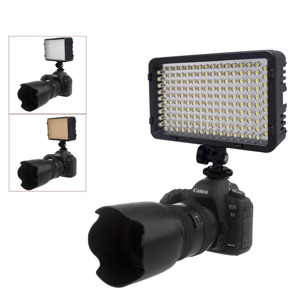 Mcoplus Video Camera LED Light